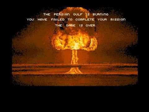 Persian Gulf Inferno - Amiga FAIL