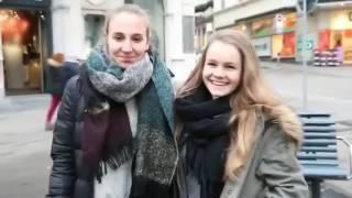 #SosialEksperimen - Begini Reaksi Non Muslim di Swiss Ketika mencoba Mengenakan Hijab.. Subhanallah