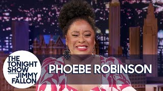 Phoebe Robinson Attempts to Cry on Demand
