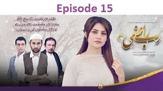 Rub Raazi Episode 15
