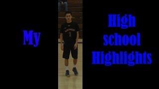 My High School Basketball Highlights