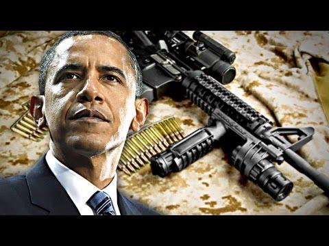 Obama's Gun Legislation Proposals