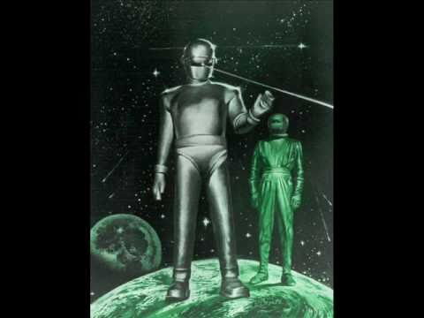 The Day The Earth Stood Still 1951 - Theremin studio session. Music Videos