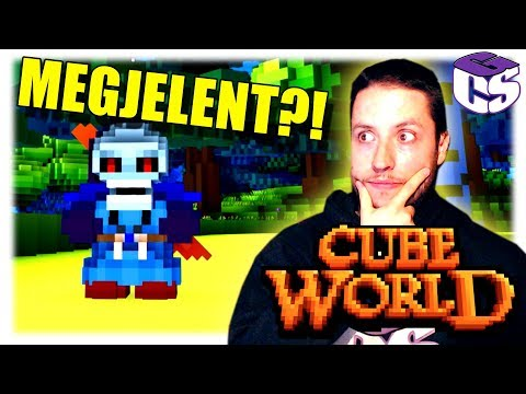 Cube World   Nem hiszitek el, de MEGJELENT!