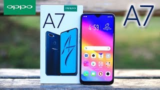 Oppo A7 Review | Pakistan [Urdu/Hindi]