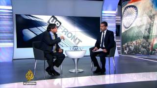 UpFront - web extra: Tharoor: India will