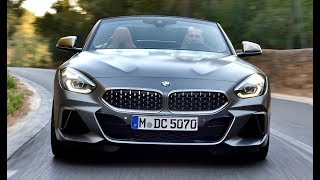 2019 BMW Z4 M40i – The all-new Z4 roadster