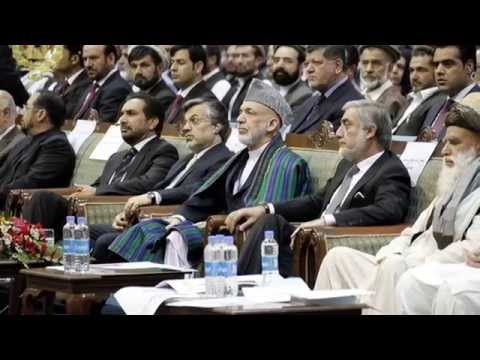 Best song for Hamid Karzai