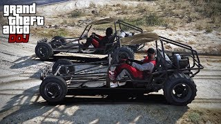 GTA 5 Roleplay - DOJ 269 - Off-Road Buggies (Criminal)