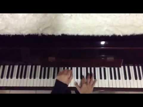 Vierratale - Cinta Butuh Waktu - Piano Cover + Chords