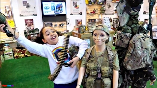 A Lot Of Toys! Spring Fair Toy Hunt Challenges - Surprise Toys For Kids - Toys AndMe