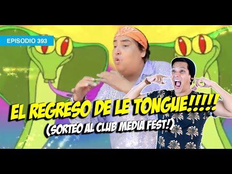 El Regreso de Le Tongue! ? (Sorteo Viaje al CMF!)