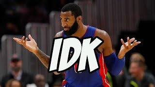 I'm Way Too Interested In Andre Drummond's Free Agency