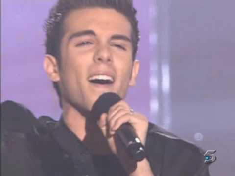 Manu Castellano - I drove all night - Gala nº 12 - OT 2008