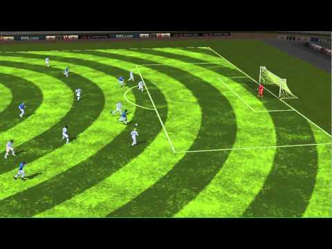 FIFA 14 iPhone/iPad - Hamburg Fortuna vs. Karlsruher SC