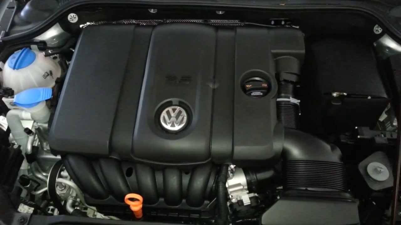 vw 2.5l Engine 2012 vw Jetta 2.5l i5 Engine