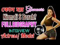 Who is Actress/Model Nirmali S Borah? Full Biography. Interview with Bhukhan Pathak