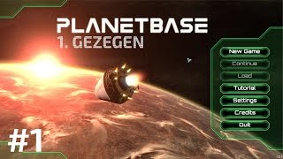 Planetbase - Türkçe - Bölüm 1 - AtariKafa, Atari Kafa