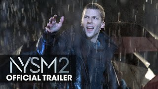 "Now You See Me 2 (2016 Movie) Official Trailer – ""Reappearing"" - Daniel Radcliffe & Dave Franco"