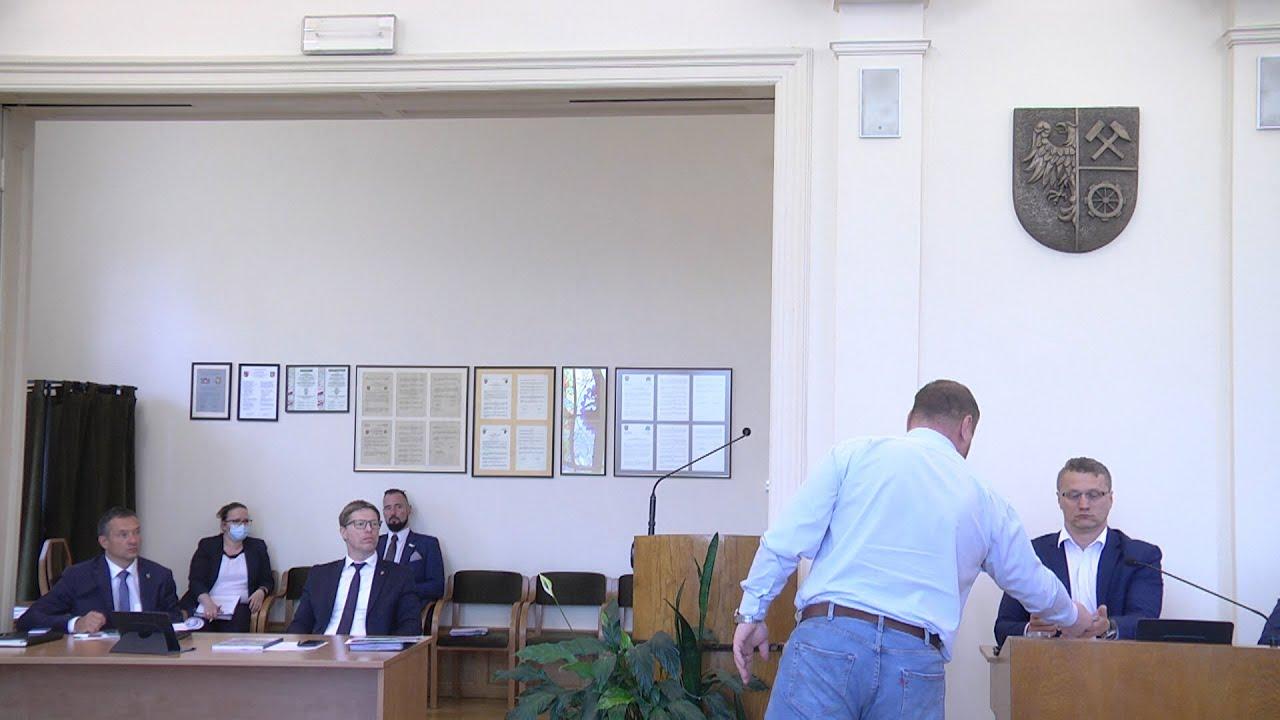 XLIV sesja Rady Miejskiej, część III