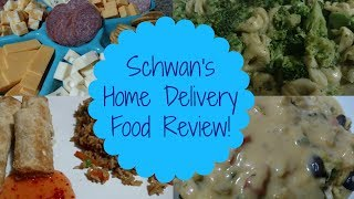 Schwan's Review!
