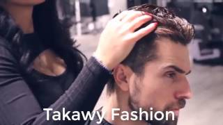 Men´s Haircut and hairstyling # NEW 2017