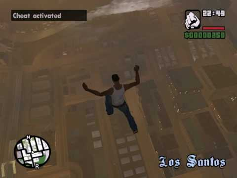 GTA SAN ANDREAS - WTF?