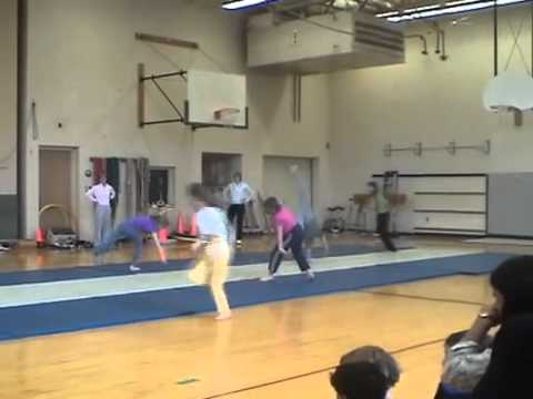 Aurora Waldorf School - Annual Tumbling Circus - part 1 of 3