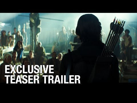 Our Leader the Mockingjay – Official Teaser Trailer