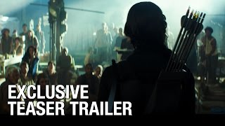 The Hunger Games: Mockingjay Part 1 (Jennifer Lawrence) - Teaser Trailer