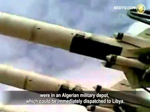 CCP Denies Arms Sales to Gaddafi