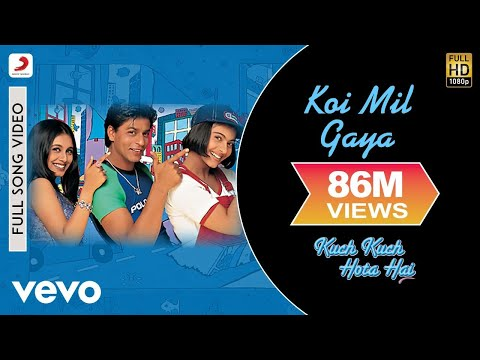 Koi Mil Gaya - Kuch Kuch Hota Hai |Shahrukh | Kajol | Rani