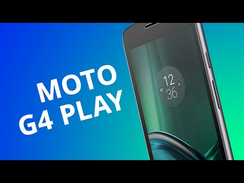 Lenovo Moto G4 Play [Análise]