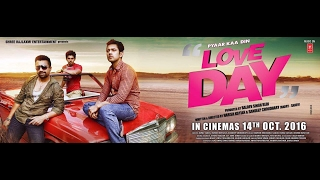 LOVE DAY | Payar Ka Din | Ajaz Khan | FULL MOVIE 2017