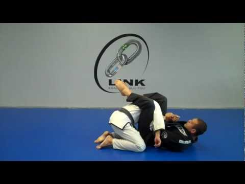 BJJ Black Belt Gabriel Gonzaga teach Arm Bar from the guard at Team Link Worcester MA. Image 1