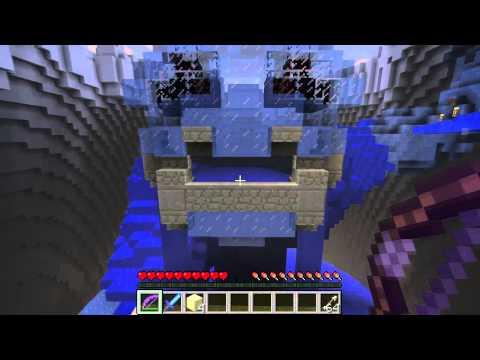MineCraft - Прохождение карты - Испытание холодом