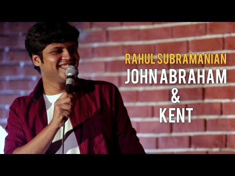 John Abraham  Kent  Stand up Comedy by Rahul Subramanian