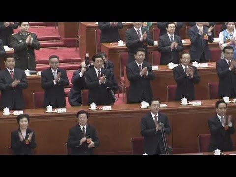 China Ends National People's Congress