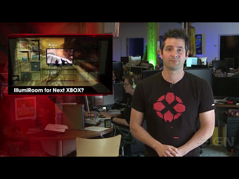 IGN News - Microsoft's IllumiRoom to be Integrated Into Next Xbox?