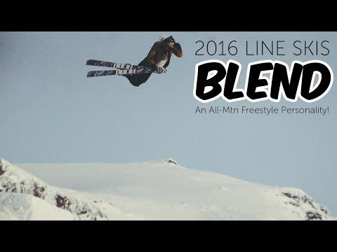 2016 LINE SKIS Blend