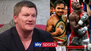 Ricky Hatton reflects on his fights with Floyd Mayweather & Manny Pacquiao | Ringside Special
