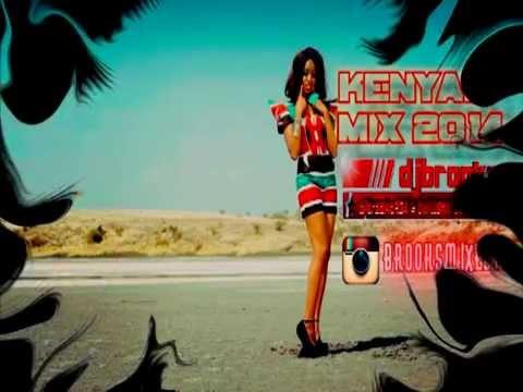 Kenyan Mix 2014 Dj Brooks video