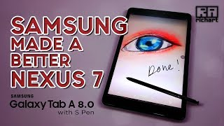 Samsung Galaxy Tab A 8.0 2019 Unboxing - A better Nexus 7