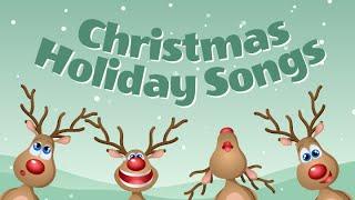Popular Christmas Holiday Songs by Children who Love to Sing - Merry Christmas