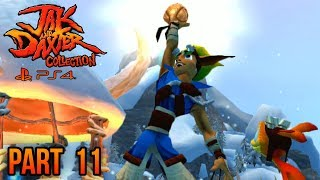Jak and Daxter PS4 Collection 100% - Part 11 - (Jak and Daxter The Precursor Legacy Platinum Trophy)
