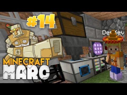 Copper-Handel mit Kev? - #14 - Minecraft MARC | skate702