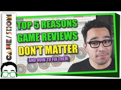 Top 5 Reasons Game Reviews Don't Matter   Game/Show   PBS Digital Studios