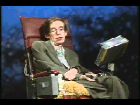 Stephen Hawking on God Music Videos