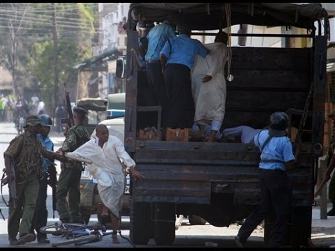 Three killed in Mombasa Mosque riots