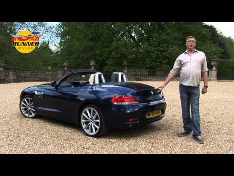 Roadrunner Reviews - The new BMW Z4
